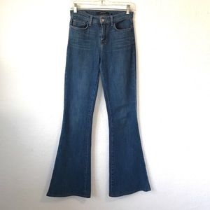 J Brand Flare Bellbottom Jeans